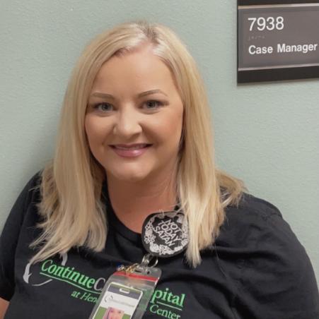 Dena Marks, RN, Case-Manager