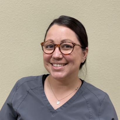Monika Elrod, Respiratory Therapist